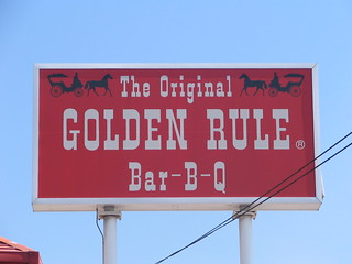 Golden Rule Bar-B-Q 12