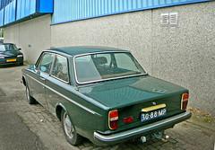 Volvo 142, 1970, Amsterdam, Nieuwe Hemweg, 09-2010