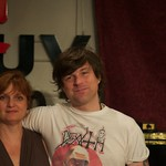 Ryan Adams & Claudia Marshall at WFUV