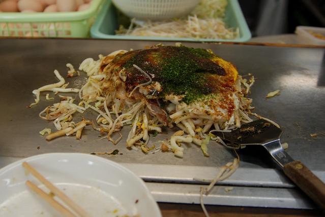 Hiroshima - Okonomiyaki