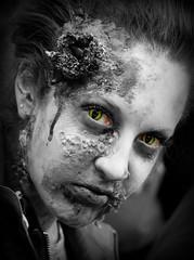 toronto zombie walk - october 2011