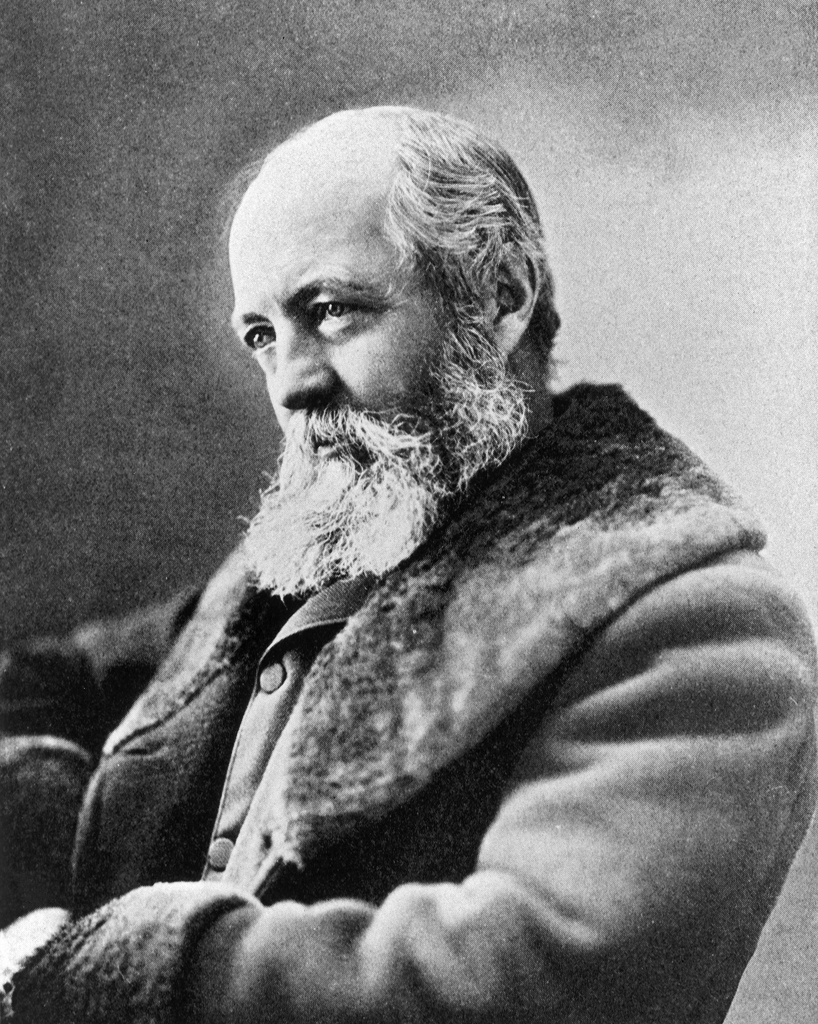 Frederick Law Olmsted Architect Of The Capitol