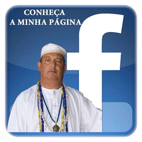 Conheça  Página de Pai Pedro no Facebook.
