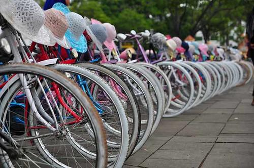 Persewaan Sepeda Onthel