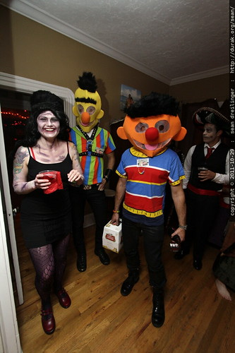 portland, oregon, halloween, party, hallowe… _MG_6781