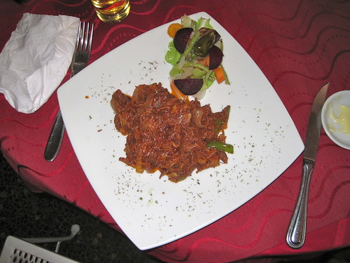 ropa vieja - cuban typical food