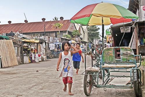 Niños de Davao