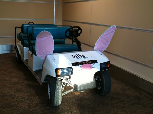 Easter Wagon...