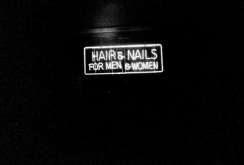Hair and nails for men and women