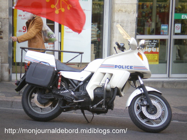 Moto police 2007-01