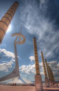 Torre Calatrava, Bacelona