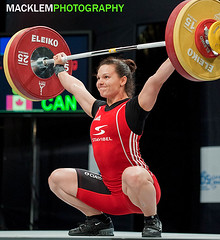 Canada at 2011 World Weightlifting Championship