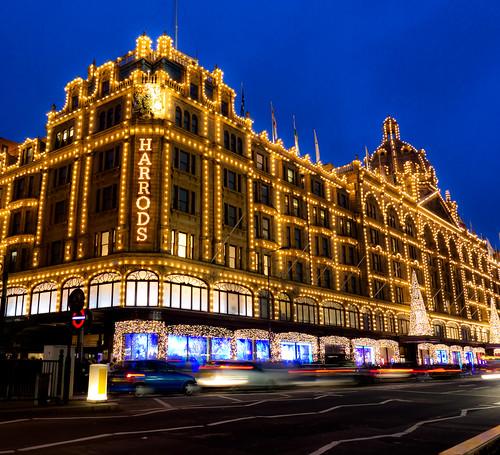 Capodanno a Londra, a tutto shopping!