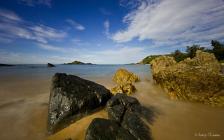 Seascape from Gokarna