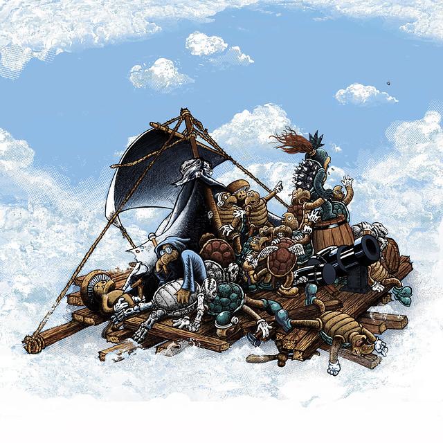 Тематический арт от Georges le Mercenaire