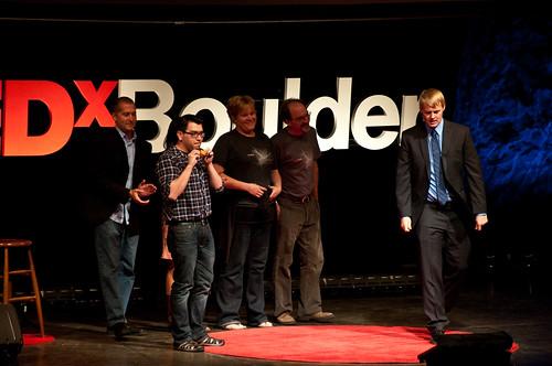 TEDx Boulder