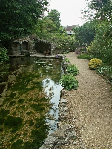 Wishing Well Gardens Upwey Dorset