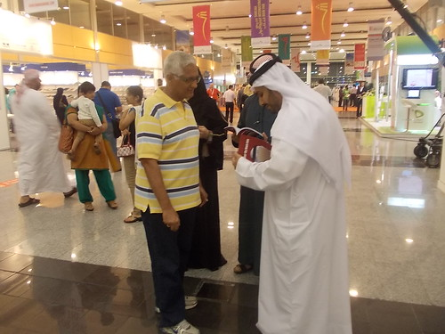 Sharjah International Book Fair 2011