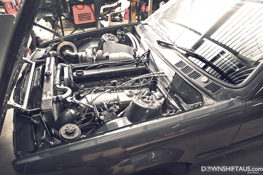 E30x1JZ  | Downshift
