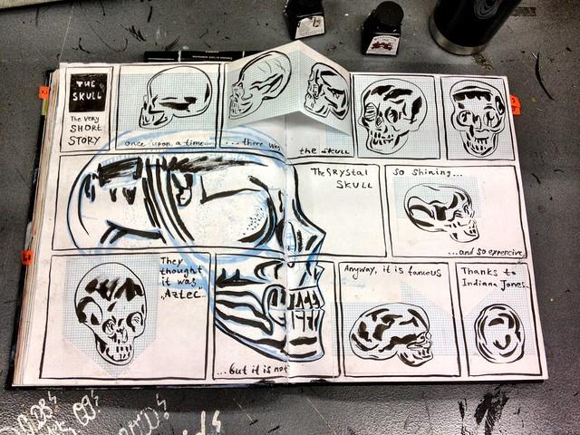 crystall skull ver.11