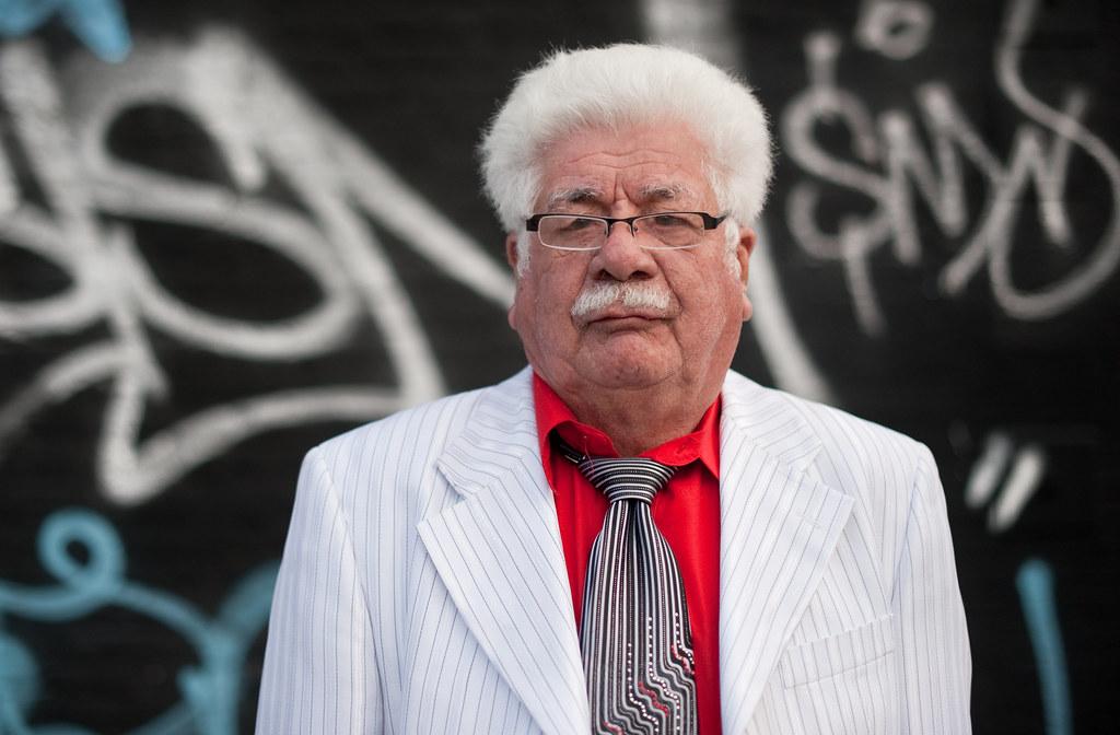 Mr Perez: Mott Haven, Bronx