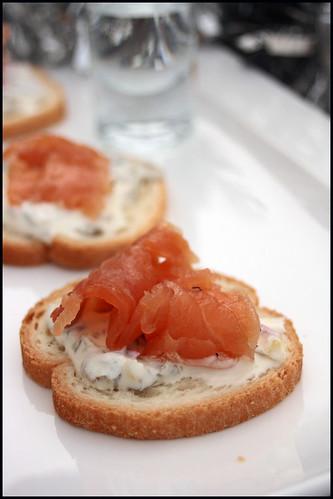 6393288275 e3e78a522b Gravlax de saumon mariné à la Vodka