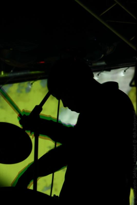 Дельфин в Зале Ожидания (25 ноября 2011)