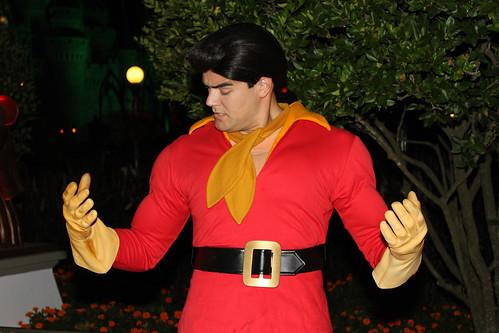 Meeting Gaston