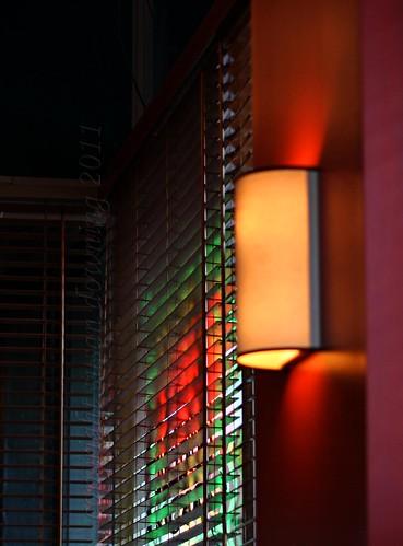 Neon Blinds