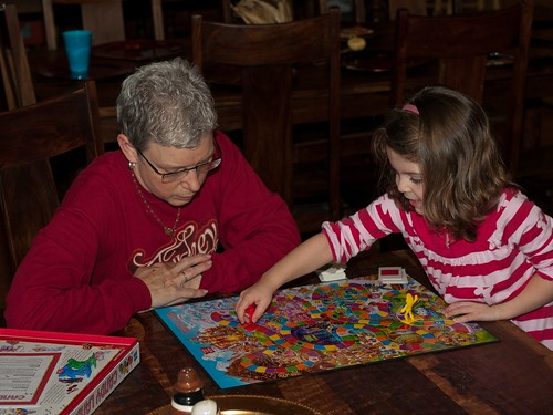 Fun with Candy Land