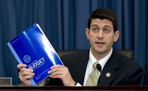 Budget Chairman Paul Ryan