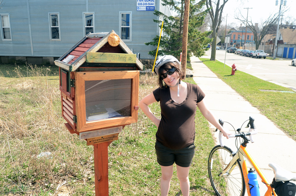 Wisconsin Little Free Library