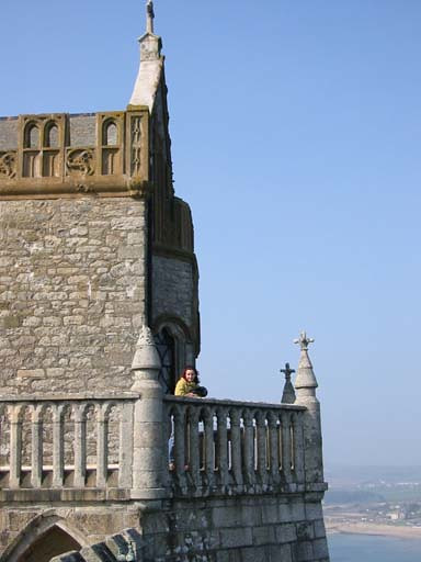 St. Michael's Mount Castle