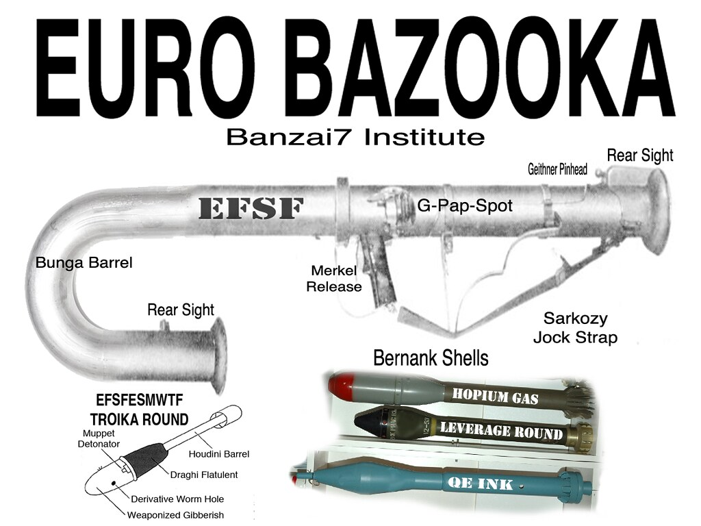 MODIFIED EURO BAZOOKA