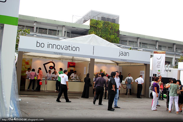 Savour 2012 - Bo Innovation and Jaan
