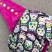 Las Calaveras One-Size Fitted Diaper