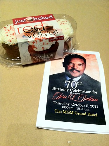 Jesse Jackson Birthday Event in #Detroit