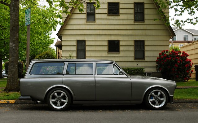 1965 65 Volvo 122S Amazon Station Wagon 5 Door B18 M40 Custom 1