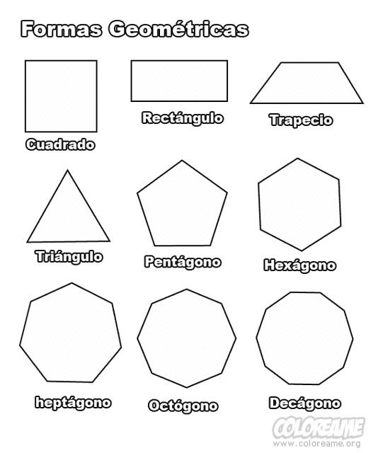 figuras-geometricas-para-colorear  Flickr - Photo Sharing!