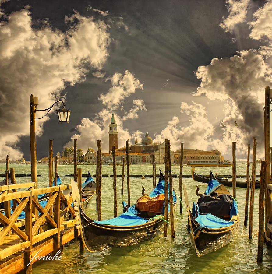 venecia barcas