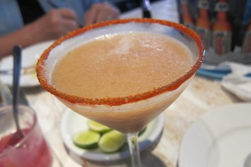 Erizo Cebicheria: Tamarind Margarita