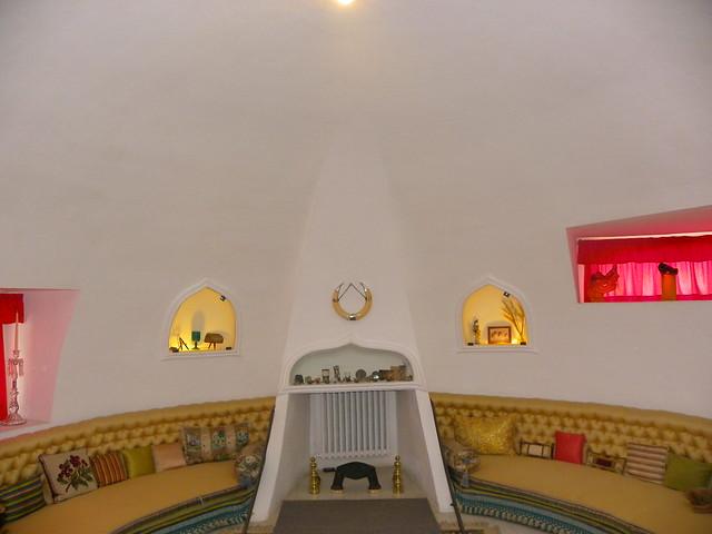 Sala Oval, Casa-Museu Dalí