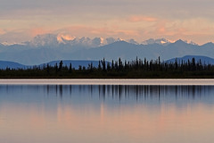 Alaska Lakeview by michel2103