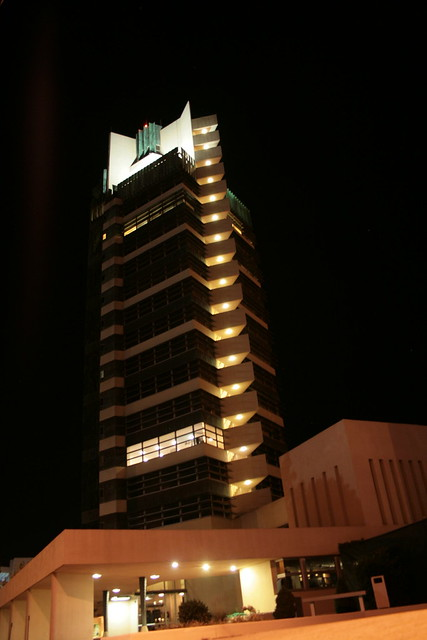 Design Study: Price Tower. Bartlesville, Oklahoma. By Frank Lloyd Wright.