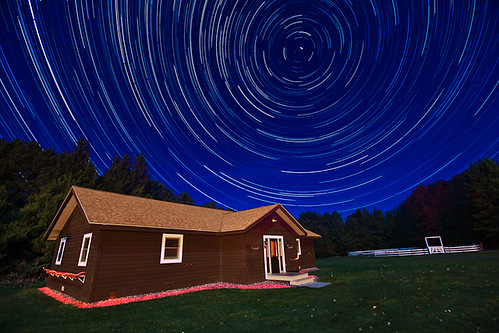 YMCA Camp Jorn Star Trails