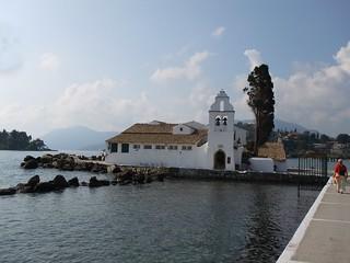 20111005 Corfu - Valcherna Monastery of Panayia