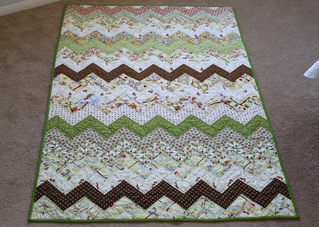 Scaredy's Reading Quilt
