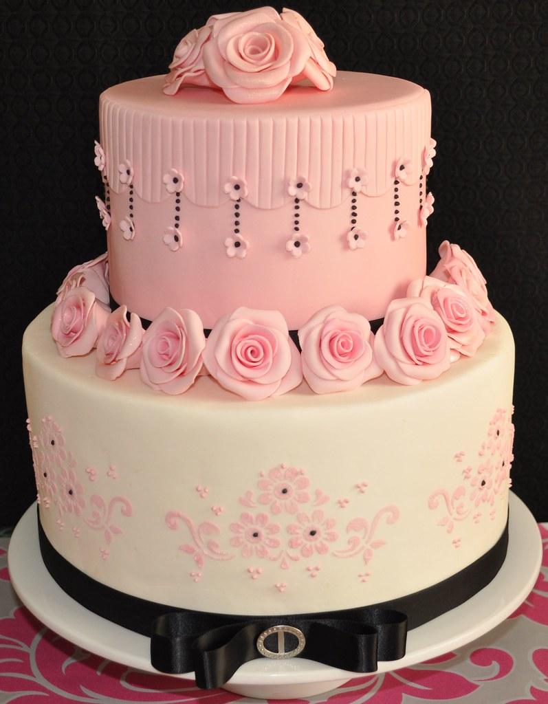 Melanias Exquisite Cakess Most Interesting Flickr Photos Picssr