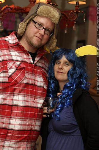 portland, oregon, halloween, party, hallowe… _MG_6863
