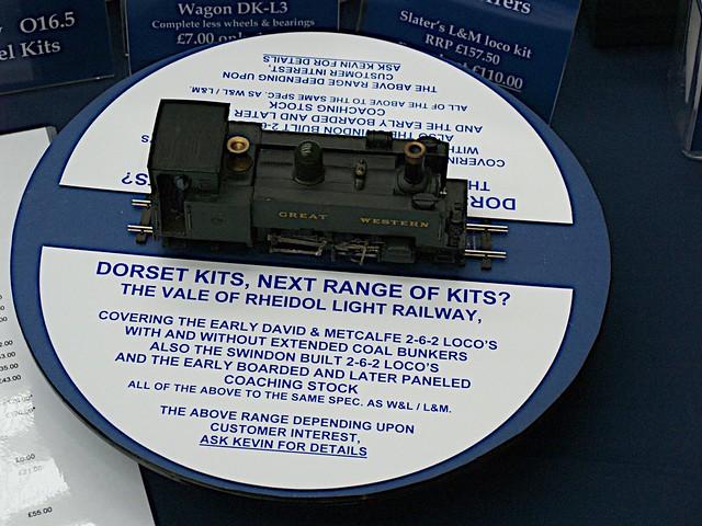 Dorest Kits VoR tank